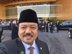Anggota MPR RI, H. Idris Laena, SH, MH